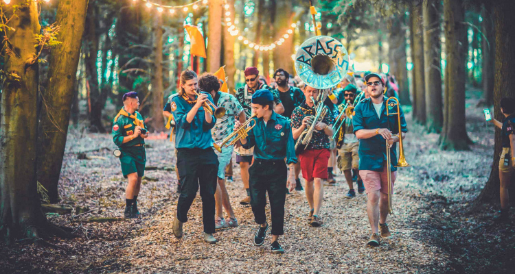 camp wildfire best uk festival
