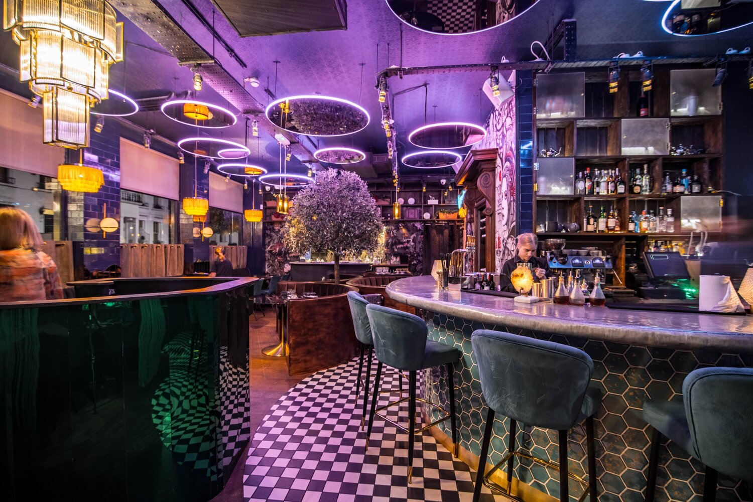 35 Quirky London Restaurants That You Cant Miss Designmynight