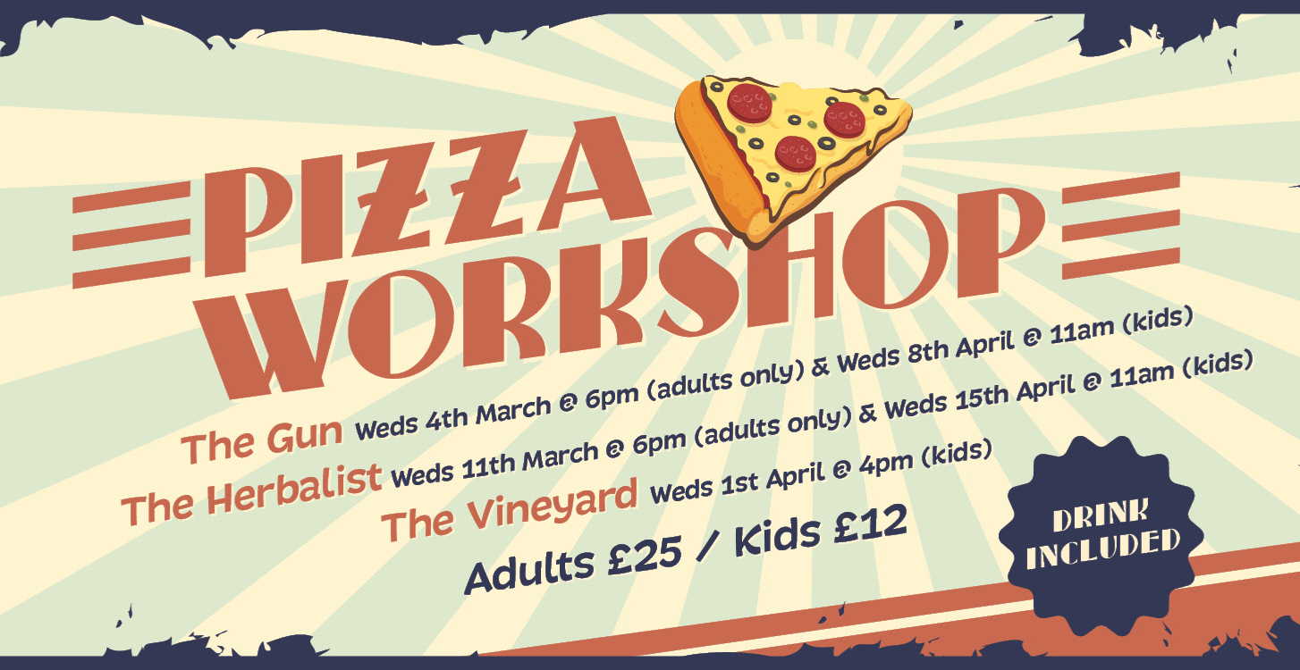 Adults Pizza Workshop
