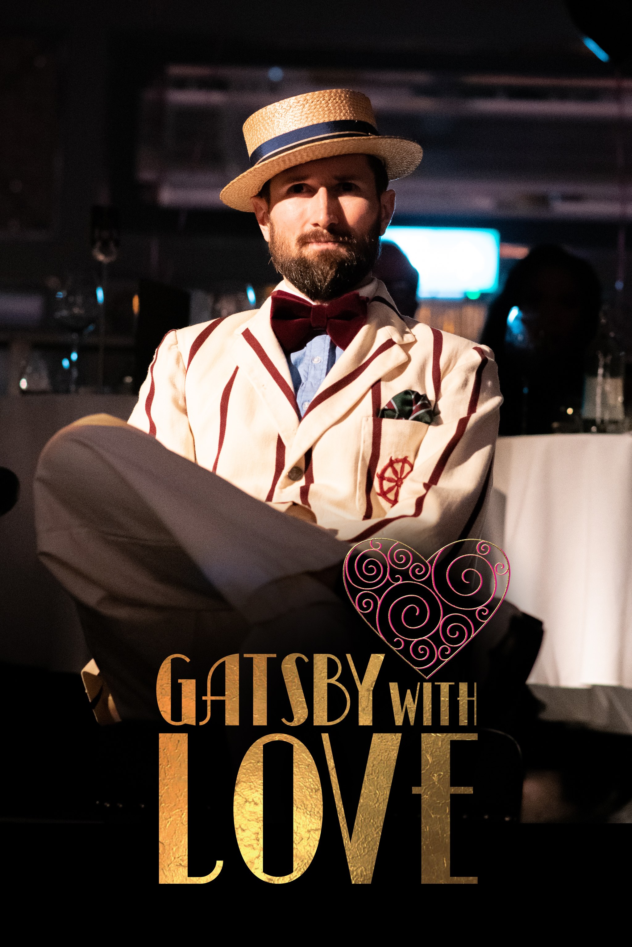 VALENTINES SPECTACULAR - GATSBY WITH LOVE