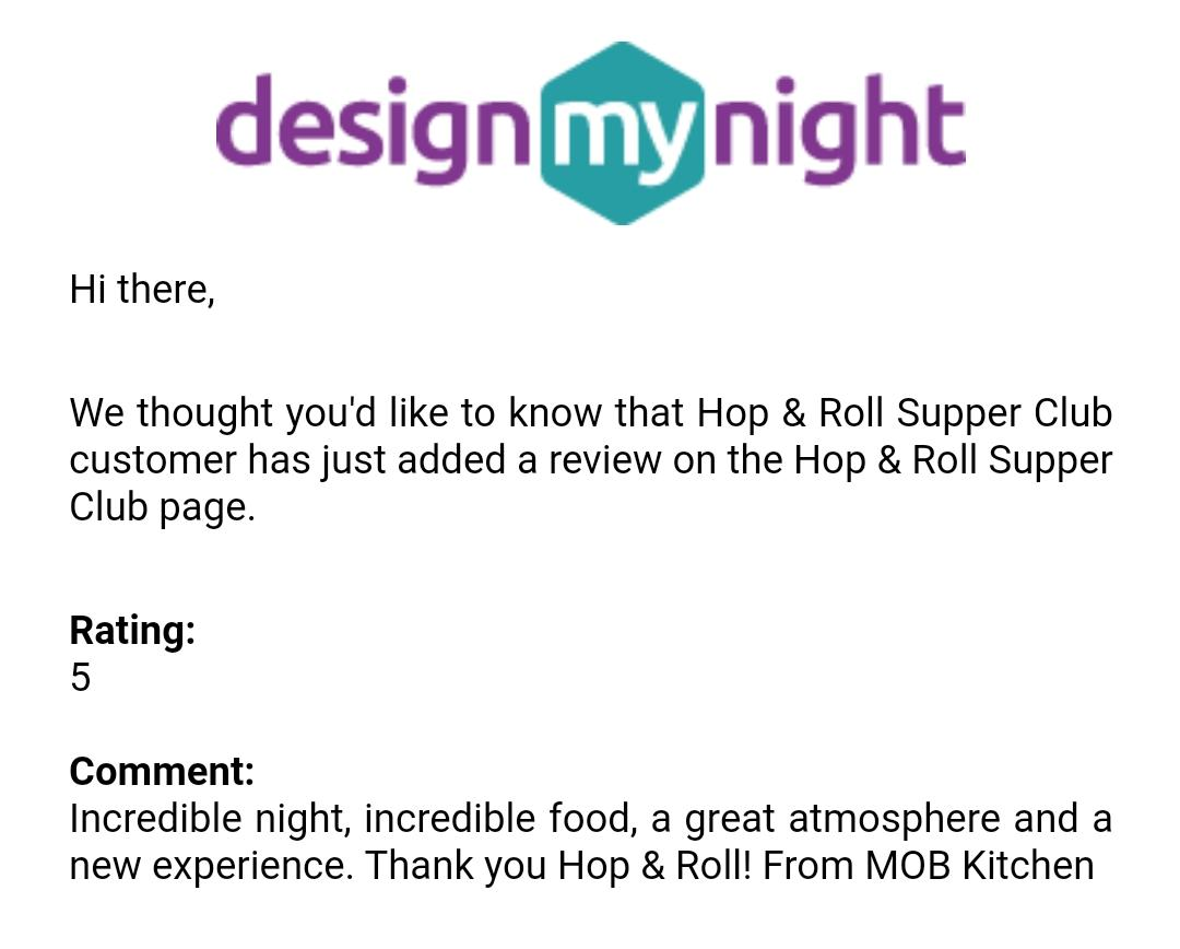 Hop & Roll Supper Club