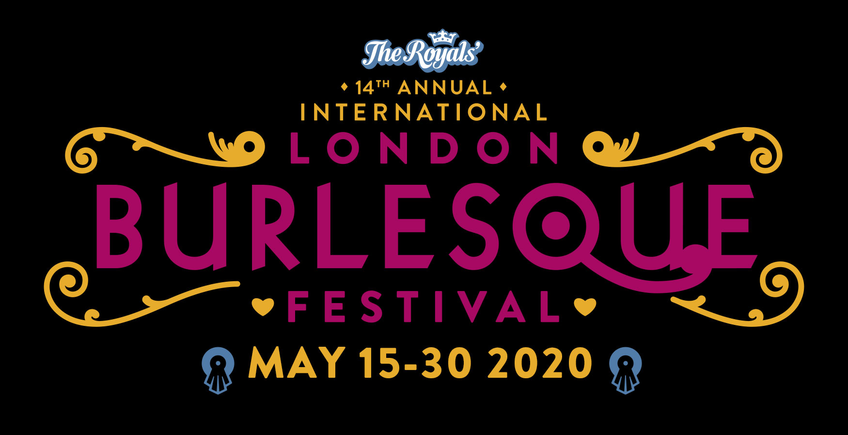 London Burlesque Festival 2020: BURLESQUE, GIN & JAZZ