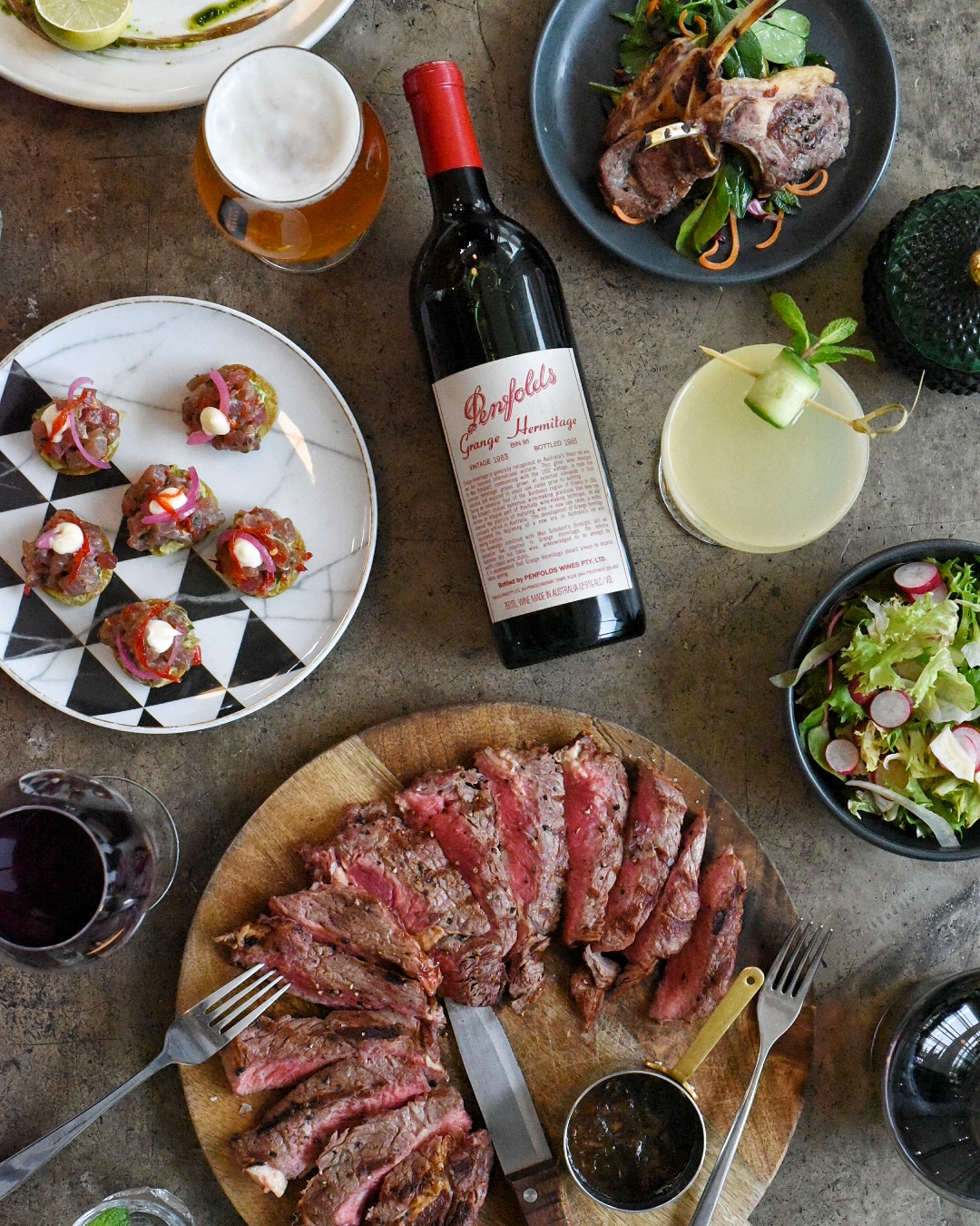 ULTIMATE AUSTRALIA DAY CELEBRATION- PENFOLDS GRANGE