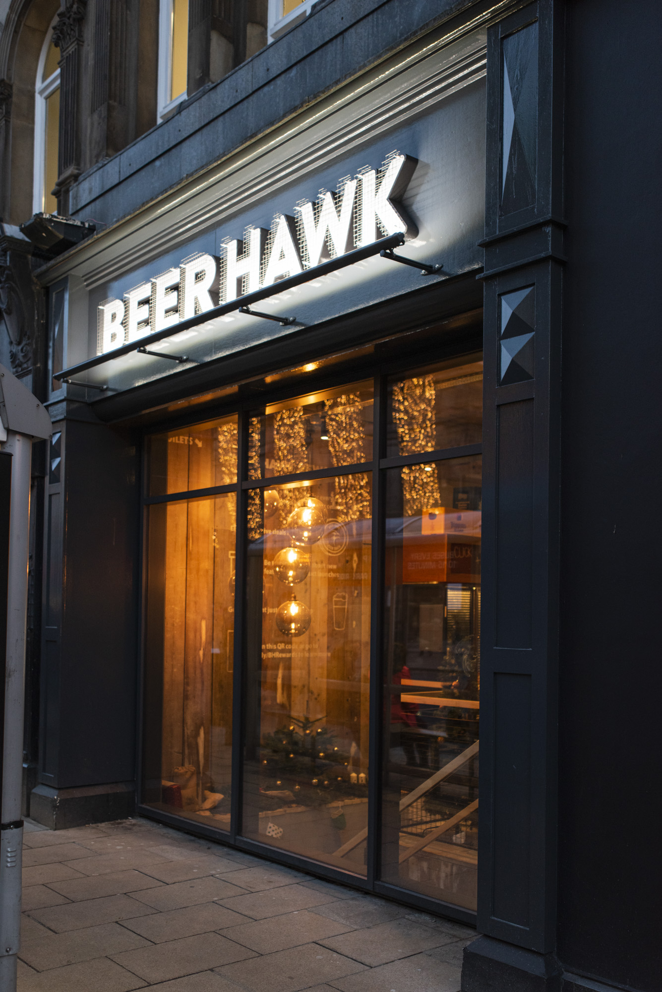 Beer Hawk Leeds