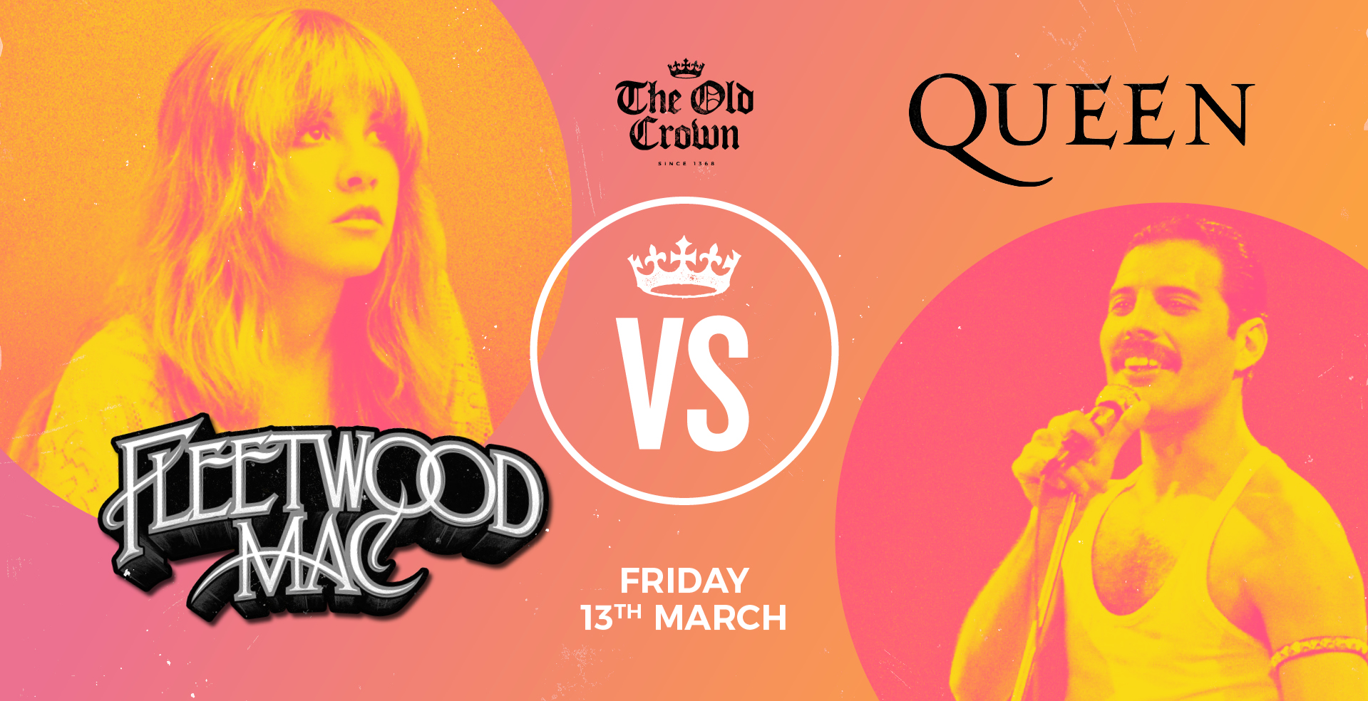 Fleetwood Mac VS Queen