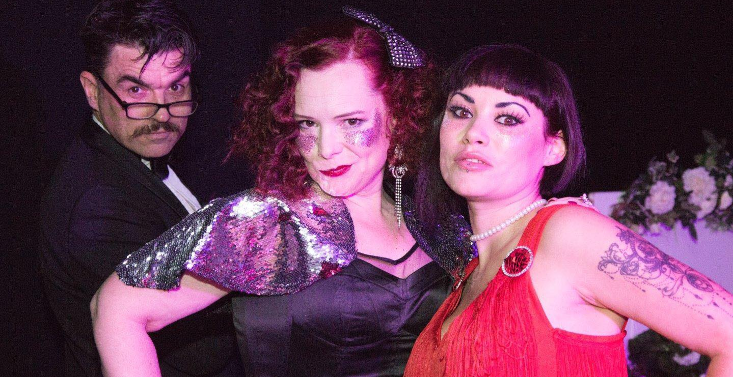 The Sassy Cabaret Club Presents The Valentine Experiment