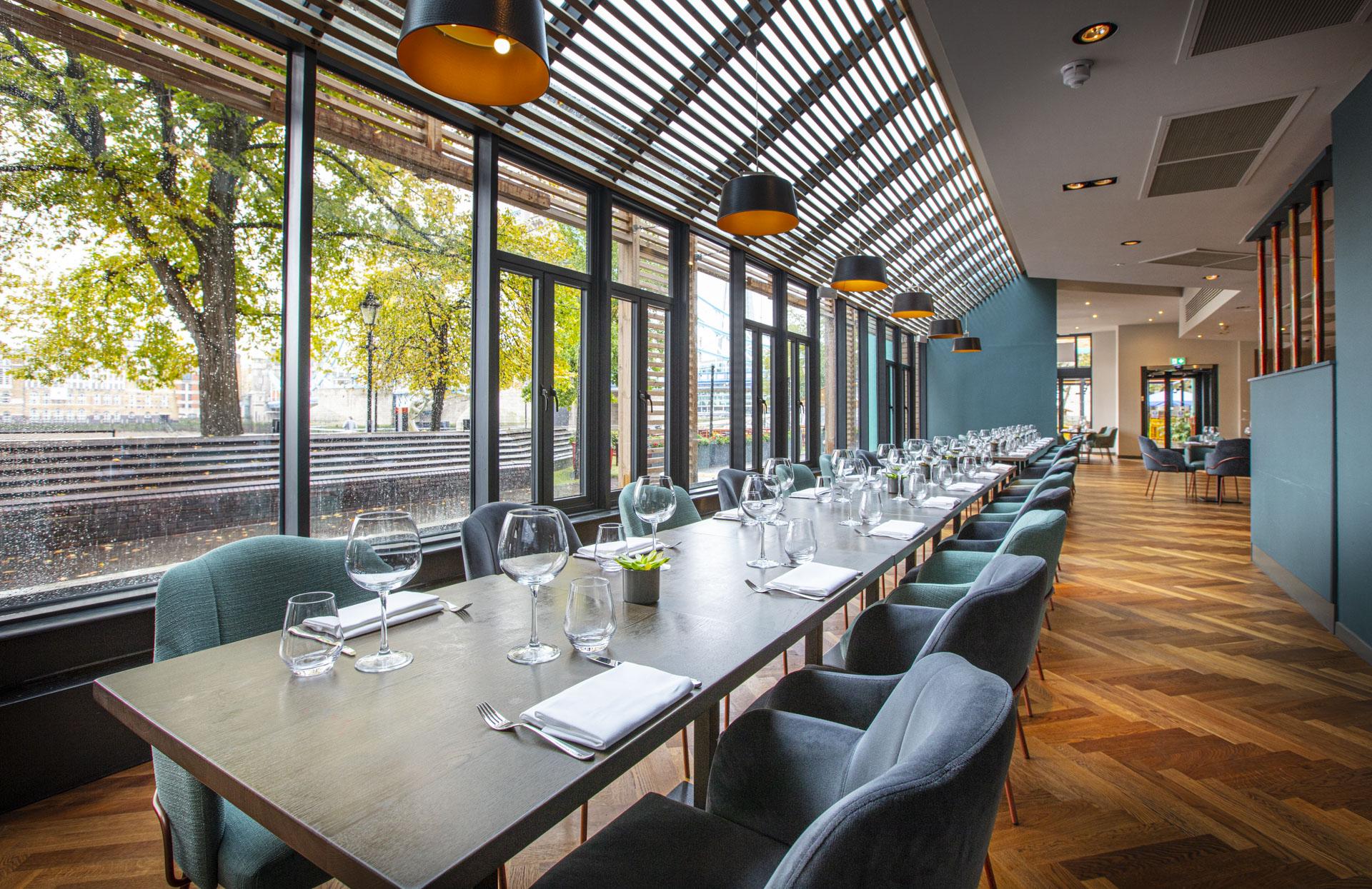 Vicinity | London Restaurant Reviews | DesignMyNight