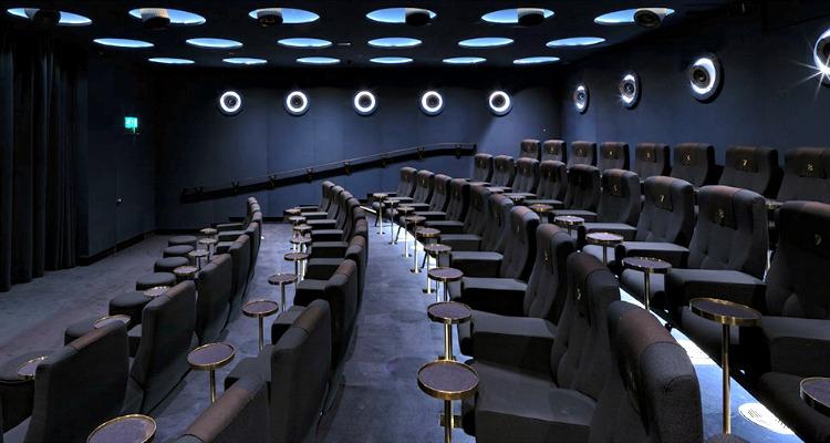 Cinema at Selfridges
