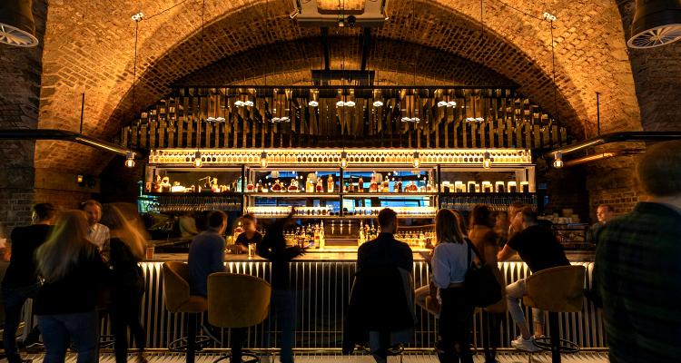 Three Little Words Manchester Gin Bar