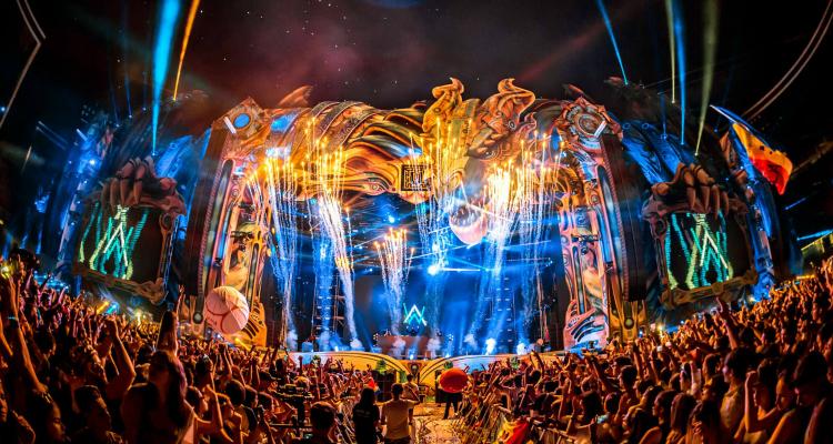 Untold Festival Romania Best Festival in The World