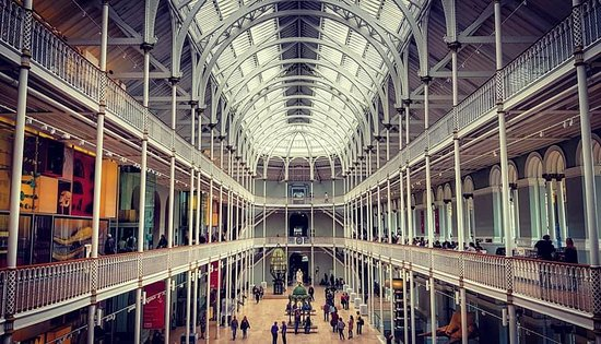 The National Museum of Scotland Quiz