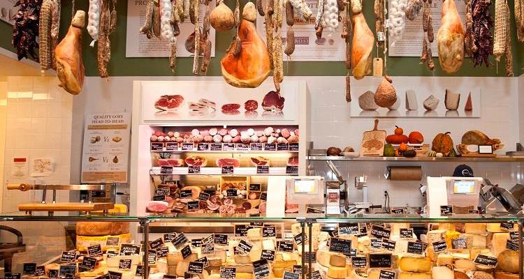 Eataly | London Italian Food Market | DesignMyNight