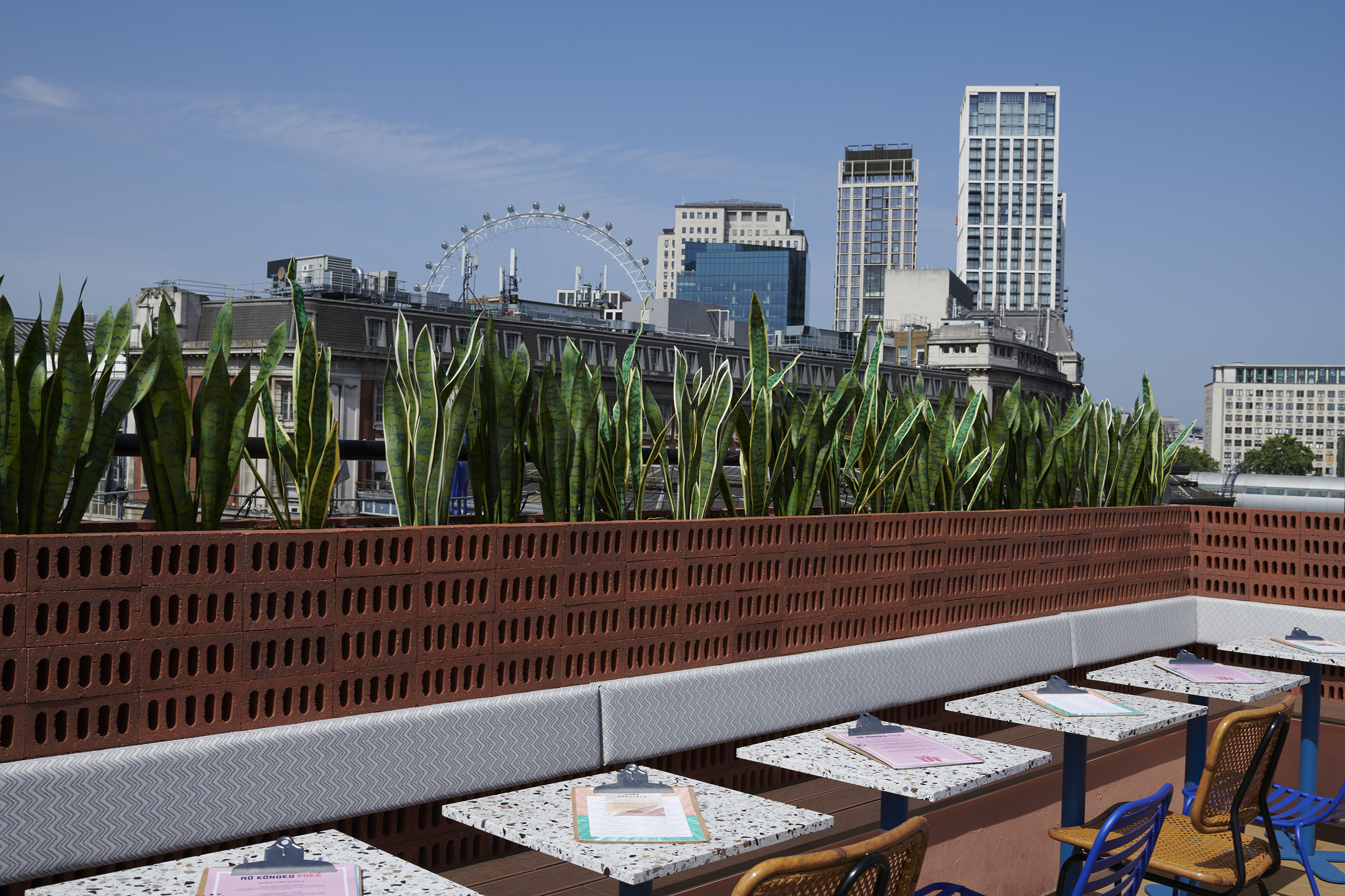 Elba Bottomless Rooftop Brunch