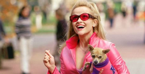 Screening of Legally Blonde
