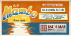 Cafe Mambo Ibiza Classics London Rooftop Brunch & Party