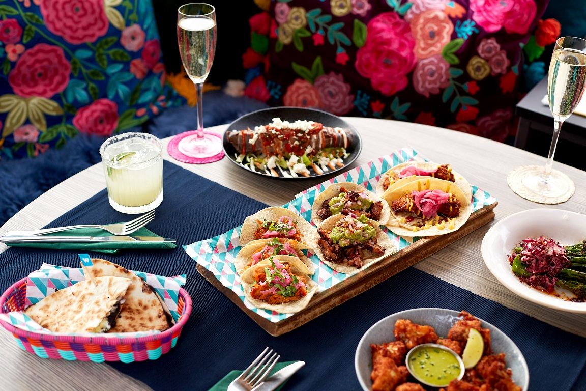 Wahaca Southbank Private Pods