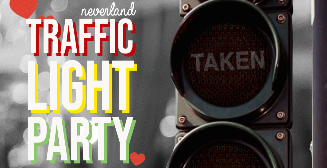 Valentine's - Traffic Light Party
