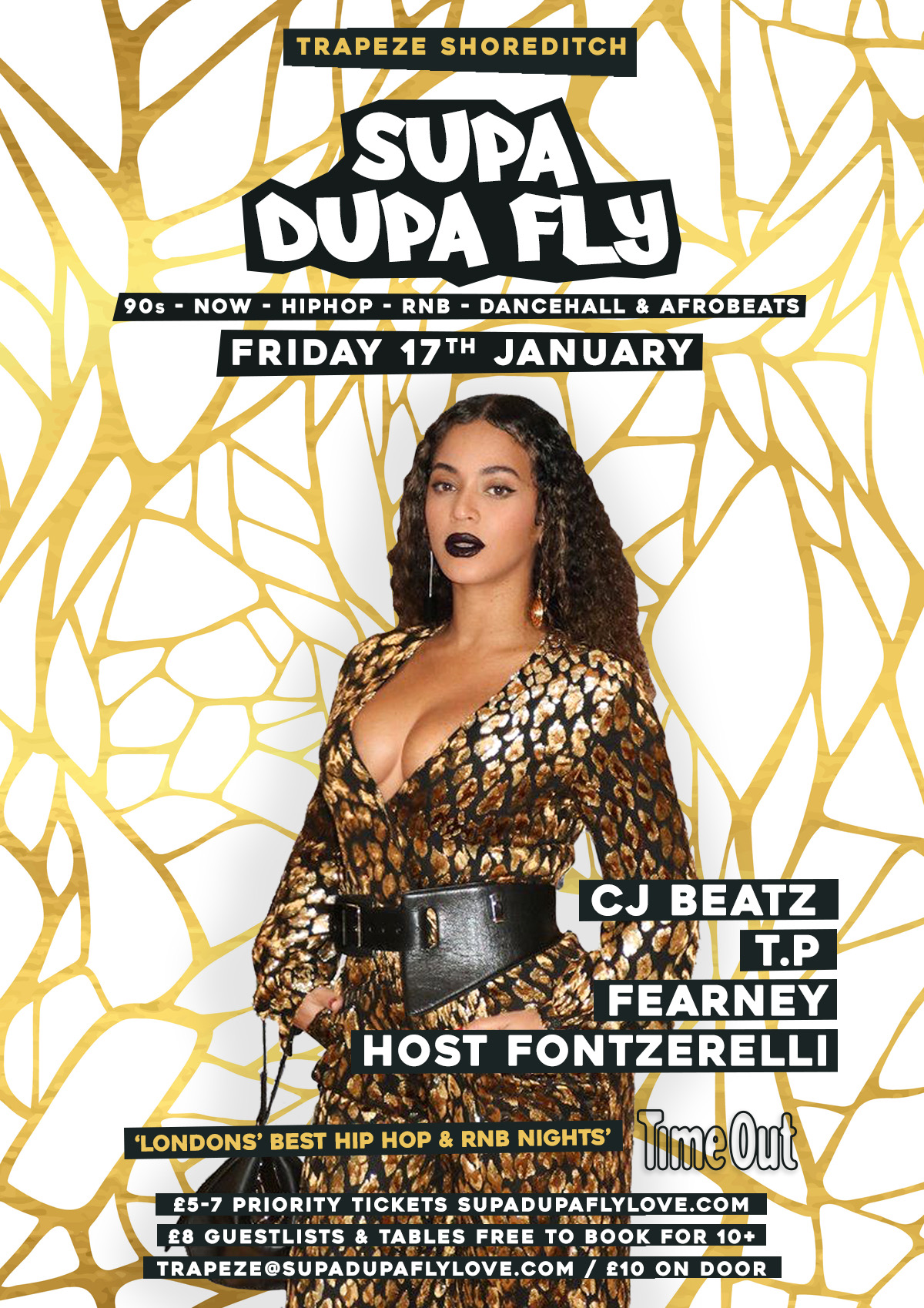 Supa Dupa Fly x 3rd Fri's x March Cancelled