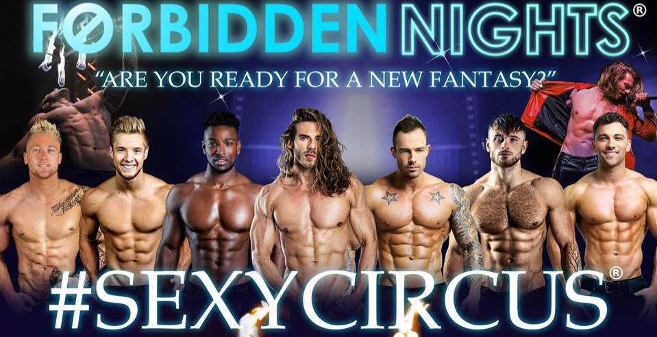 Forbidden Nights *Are you ready for a new fantasy?*