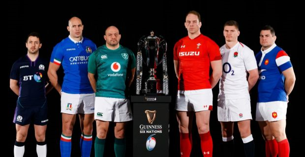 Guinness 6 Nations Sports Breakfast