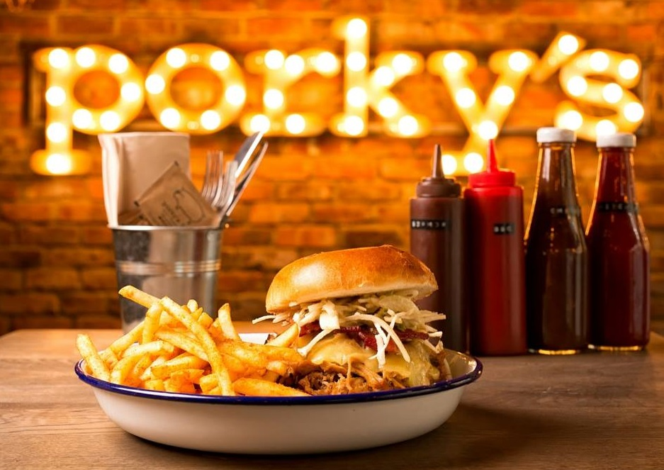 Porky's Burgers and Wings