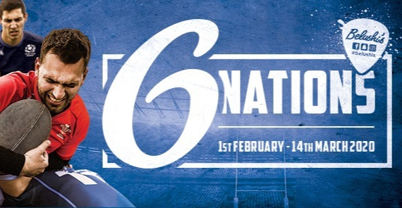 Six Nations Live!  22nd February