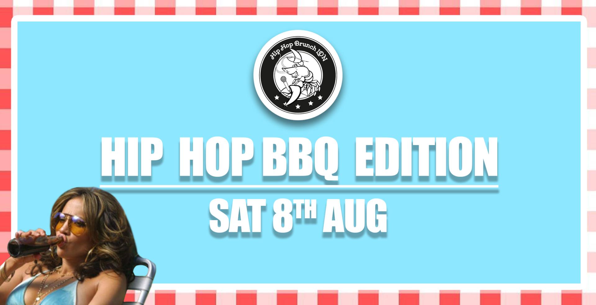 Hip Hop Brunch: BBQ Edition