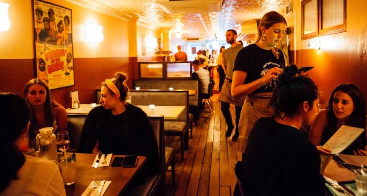 Berwick Street Breakfast Club Soho | Retro Secret Bars | DesignMyNight