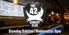 The 42 Comedy Club Dalston