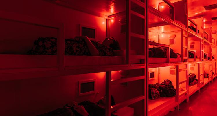 COMA Darkfield | London Immersive Experience | DesignMyNight