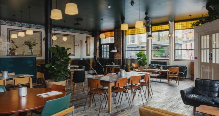 Coin Laundry | Secret Retro Bars London | DesignMyNight
