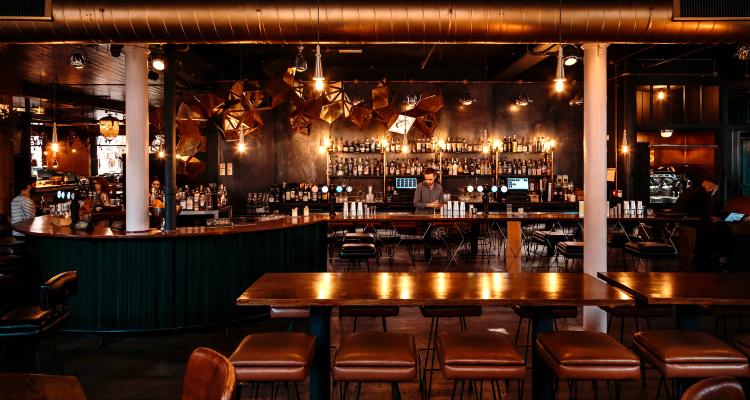 Cottonopolis Bar Manchester