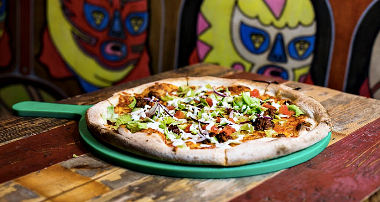 Crazy Pedro's Pizza Parlour Manchester