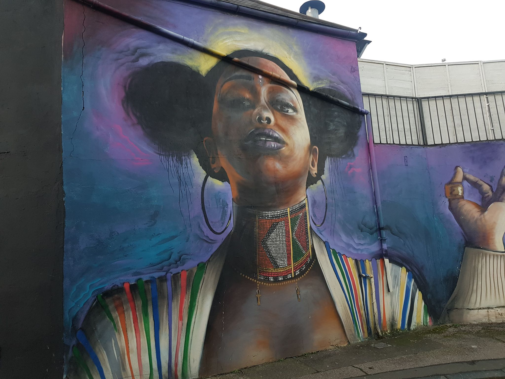 South London Street Art Running Tour