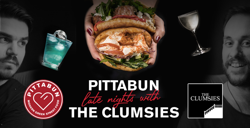 PITTABUN LATE NIGHTS WITH THE CLUMSIES