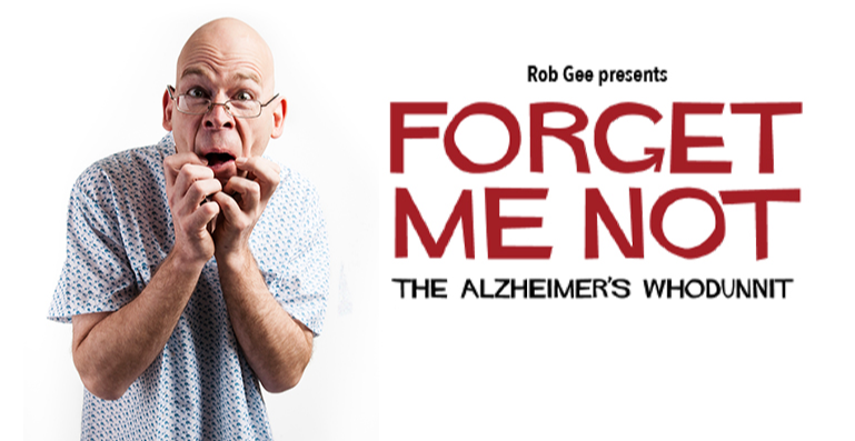 Forget Me Not - The Alzheimer's Whodunnit
