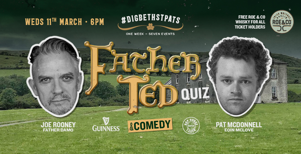 Father Ted Quiz - hosted by characters from Father Ted