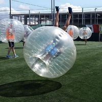 Bubble Football - Manchester