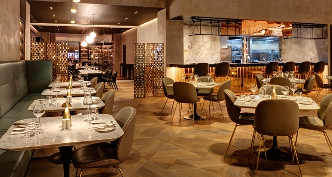 Harvey Nichols Birmingham Brasserie Review
