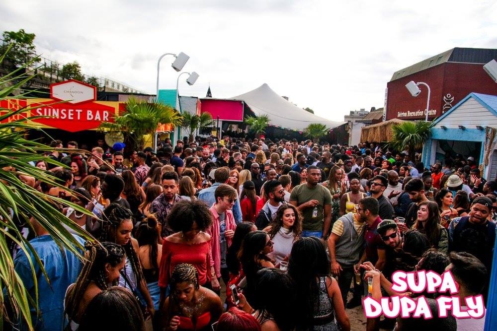Supa Dupa Fly x Rooftop Friday's x Free Entry