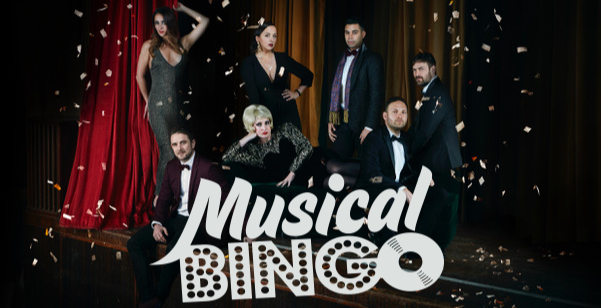 Musical Bingo Let's Get Remixed - Brighton