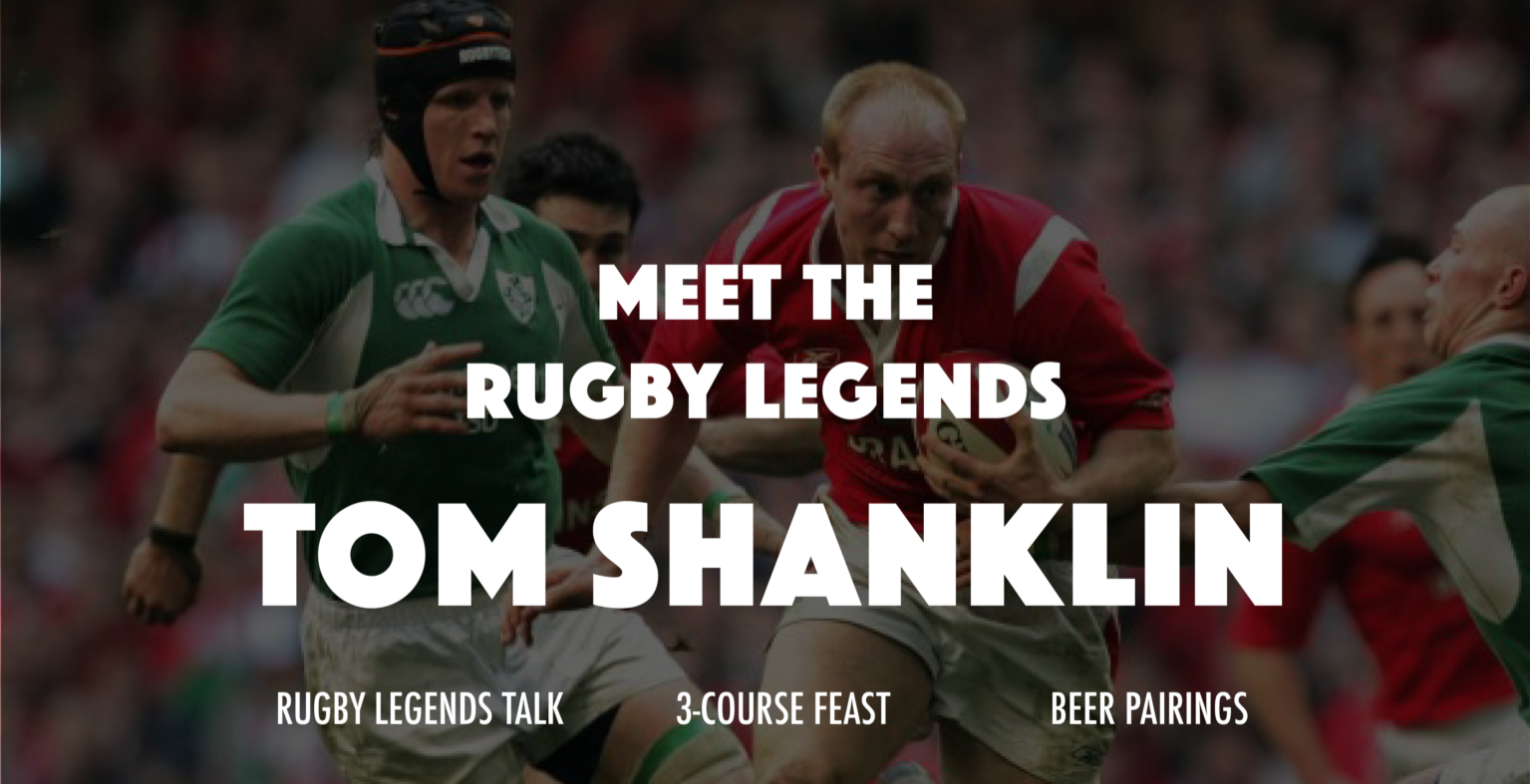 Lunch with a Legend - Ed Jackson & Tom Shanklin