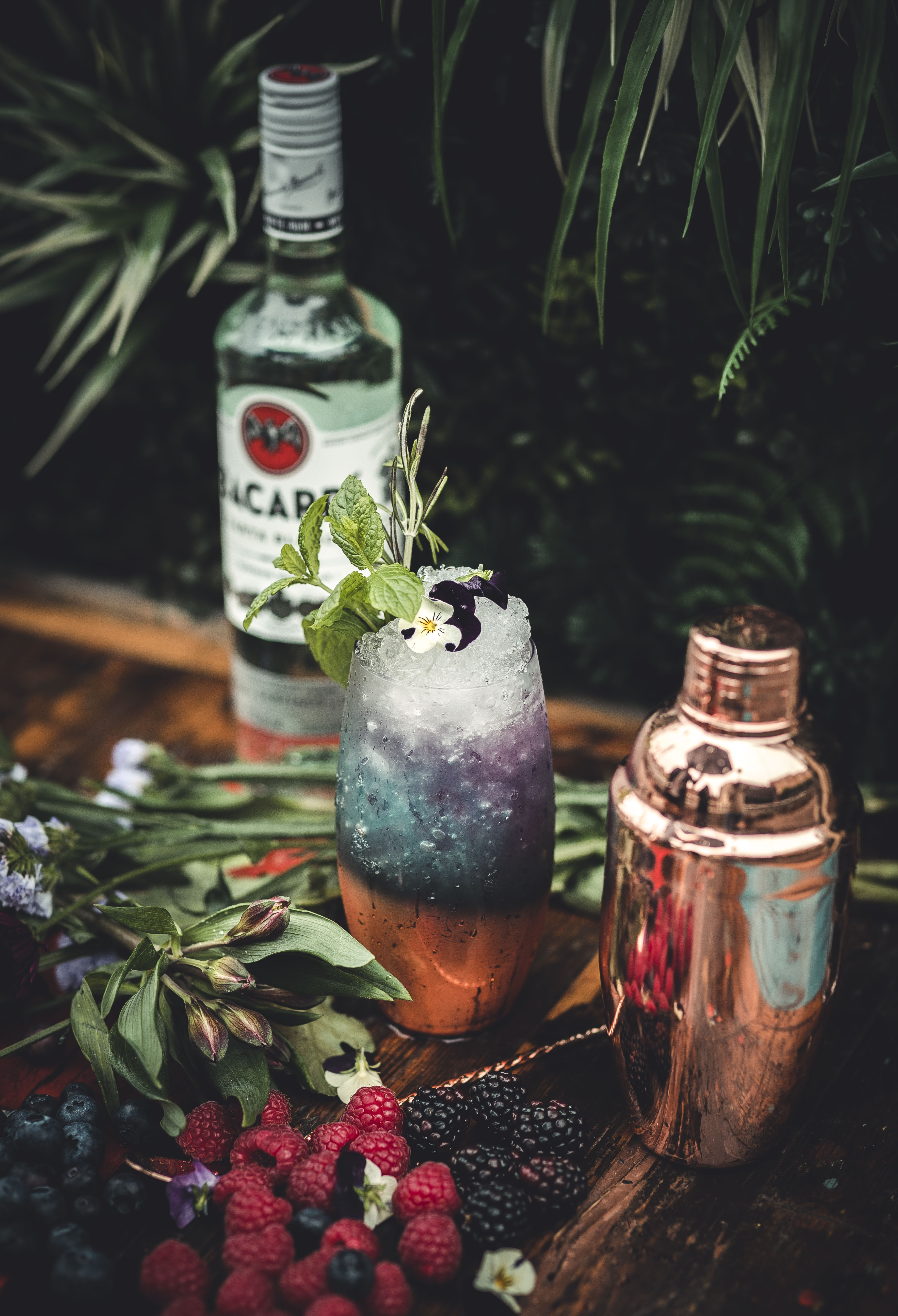The Summer Cocktail Experience Festival
