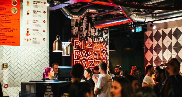 Pazza Pasta MOD Pizza Leeds