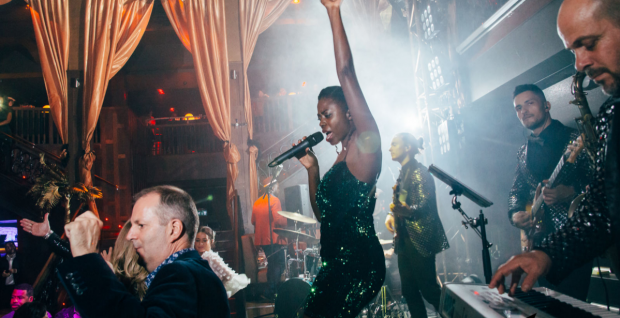 The Soul & Motown Supper Immersive Dining Experience and Live Show for Two