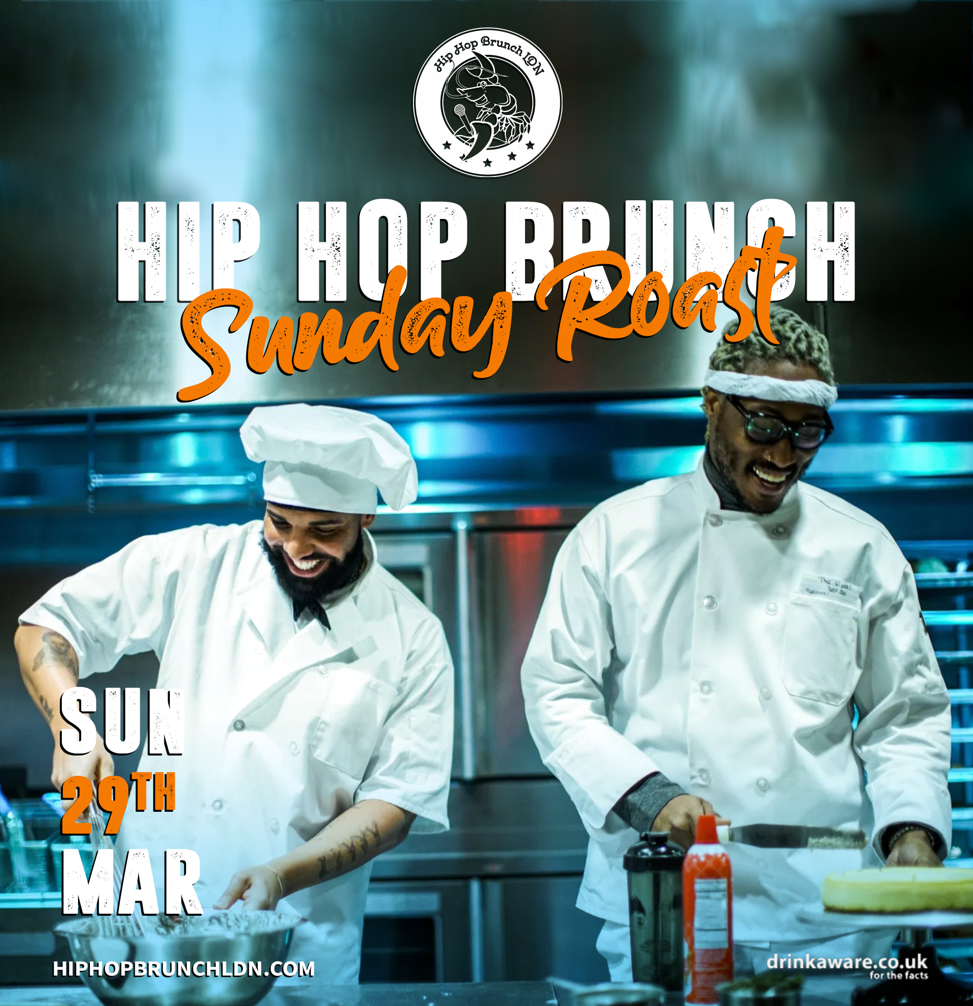 Hip Hop Brunch: Sunday Roast
