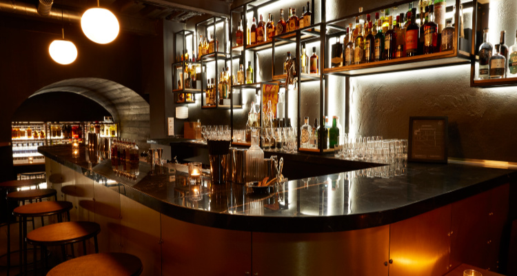 The Proofing Room | London Bar Reviews | DesignMyNight