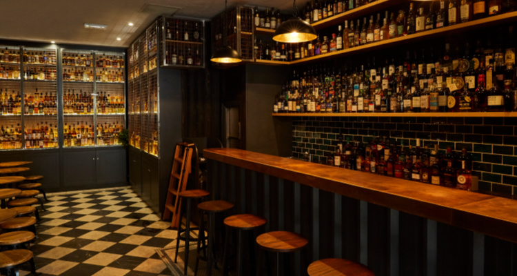 Milroy's Whisky Bar | London Bar Reviews | DesignMyNight