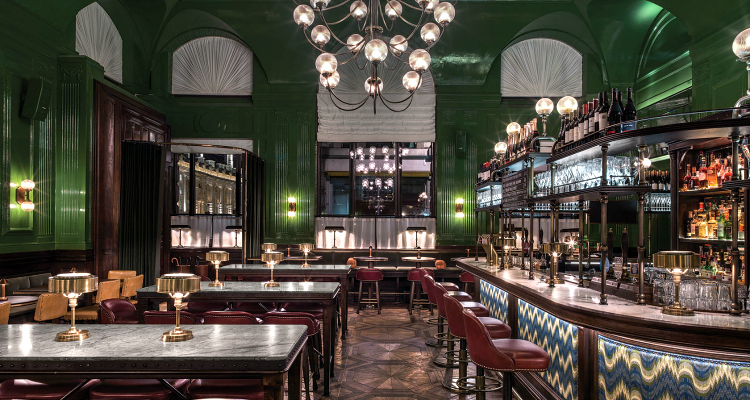 The Wigmore At The Langham London