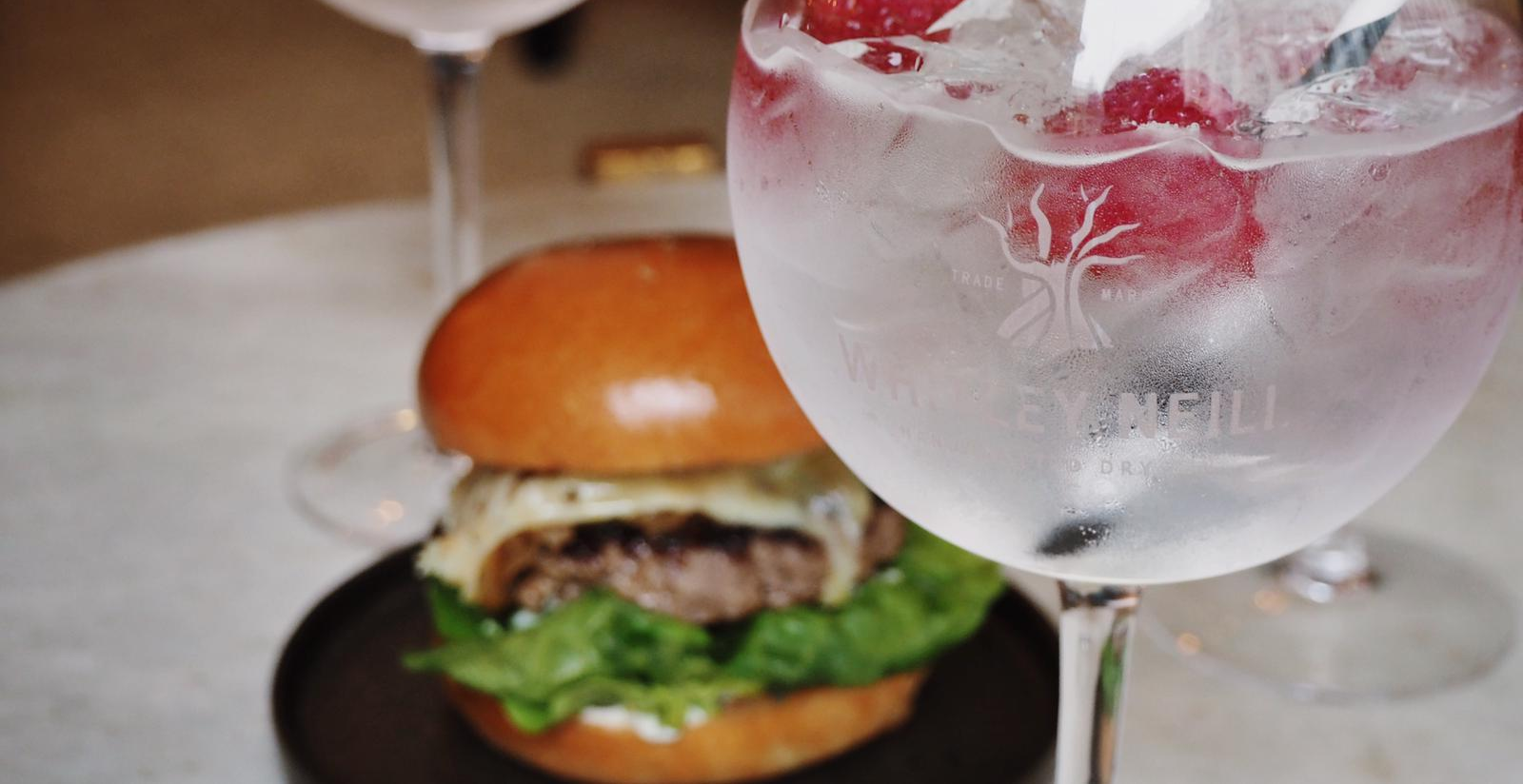 Gin & Burger Wednesday's